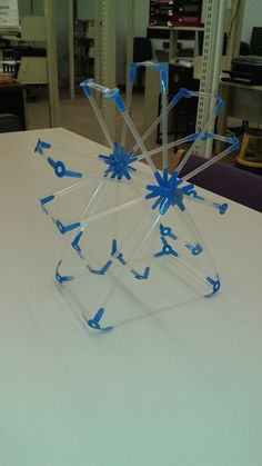 strawbee ferris wheel- STEM project