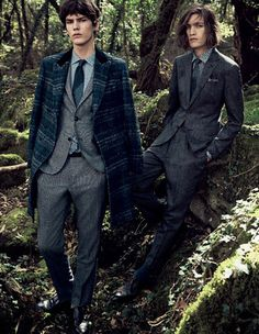 Etro FW16.  menswear mnswr mens style mens fashion fashion style etro campaign…