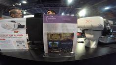 Creative Labs Blaster X VR Headset Blaster Zone CES 2016