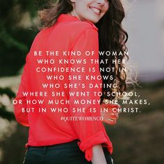 I aspire to be that wonderful woman and person everyday! ❤️