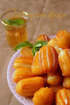Tulumba gateau turc au miel