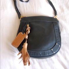 Chloe Eden Leather Handbag