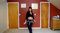 Belly Dance Shoulder Shimmies. learn how to shimmy your shoulders!
