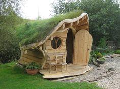 Thinking Wood Oak House, Thorganby, York, UK.