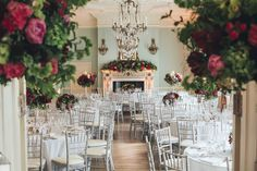 Black Tie Wedding at Dartmouth House | Flowers by Mary Jane Vaughan | Photography by Mark Bothwell | More on www.lamarelondon.com | Lamare London Ltd
