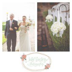 Epping Forest Yacht Club, Blush Wedding, Blush Shabby Chic Wedding details, Julie Paisley Photography, Blush Wedding Dress, Down the isle