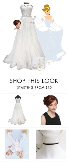 """Cinderella (wedding)"" by the-l0st-girl ❤ liked on Polyvore featuring Ultimate"