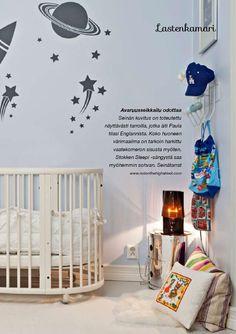 Danielin oma makuuhuone - N. 13 Perheellisten oma lifestyle-lehti ja www-sivusto
