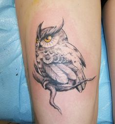 owl tattoos pictures