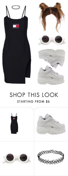 """90's"" by baludna ❤ liked on Polyvore featuring ZeroUV"