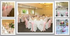 Very light baby pink colour schemed venue dressing. You can hire venue dressing like this at Natalija.Co Event Planning, find us on facebook, or visit our website, www.natalija.co.uk