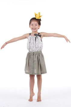 Anais & I | Collections | Spring-Summer 2013 | Simple clothes designed, tested and approved by children