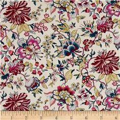 2bc28cd5b92 Liberty of London Classic Tana Lawn Christelle Multi. ClareBella Textile  Designs
