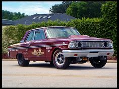Phil Bonner Thunderbolt   1964 Ford Thunderbolt Replica 427 CI, Automatic presented as lot F156 ...