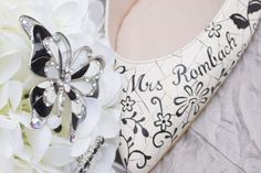 Stunning hand painted shoes for bridal, occasional and eye-catching everyday wear. Unique shoes for everyone in designs to match your style. Hand Painted Shoes, Unique Shoes, Bespoke Design, Lace Design, On Your Wedding Day, Wearable Art, Wedding Shoes, Service Design, Designer Shoes