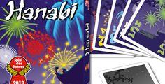 """Hanabi - """"Hanabi"""" ist das Spiel des Jahres 2013. Zwei bis fünf Spieler ab acht Jahren können mitspielen."""