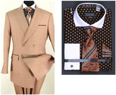100% wool double breasted suits from Solo360. #mensfashion #menssuits #mensstyle