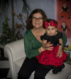 Aniversário 1 Ano Catarina Zanardi