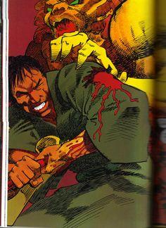 Ronin - Frank Miller Comic Books Art, Comic Art, Frank Miller Art, Kendo, Artist Gallery, Comic Covers, Box Art, Asian Art, Samurai