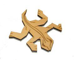 Escher lizard Damengo