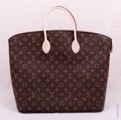 Женская сумка Louis Vuitton Lockit меньшего размера монограмм