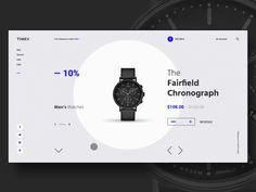 #5 Watch Shop Concept Redesign