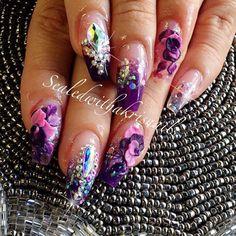#Nails #NailArt #NaildIt #NailLife #NailSwag #notyourordinarymanicurist #polish #dressyourface #swarovski #modernsalon # #kyliejenner #kimkardashian #khloekardashian #vegas_nay #hudabeauty #pretty #nailzbykristina #nailsinla #bestnails #LA #laurag_143 #americansalon #NailsOnPoint #SealedWithAKrisNails #presto #naillabo #oceansnailsupply #swannails #youngnailsupply #scra2ch by sealedwithakrisnails