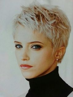 Feminine short hairstyles and very short pixie hair colors feminine short hair . - Feminine short hairstyles and very short pixie hair colors feminine short hairstyles and very - Feminine Short Hair, Short Grey Hair, Short Wavy, Long Bob, Pixie Hair Color, Pixie Cut Wavy Hair, Choppy Pixie Cut, Hair Color 2018, Hair 2018