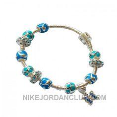 http://www.nikejordanclub.com/pandora-silver-charms-blue-diy-bracelet-clearance-sale-online.html PANDORA SILVER CHARMS BLUE DIY BRACELET CLEARANCE SALE ONLINE Only $13.07 , Free Shipping!