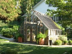 Three tricks to keep your greenhouse from overheating.