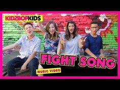 KIDZ BOP Kids – Fight Song (Official Lyric Video) [KIDZ BOP 30] - YouTube