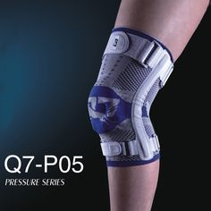 1 piece Leg Elastic Sports Knee Brace Wrap Protector Cap Patella Knee Guard Rubber Pressurization Knee Sleeve Pads Q7 Brand New
