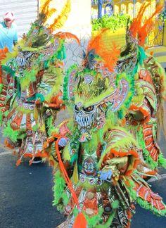 Celebrating the Dominican Republic Carnaval!
