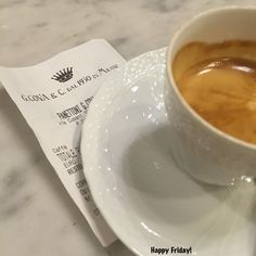 Ok, it's friday. Ok, it's time to restore the good habit to have coffee together... with some ideas for the weekend. Like these: on.fb.me/1Q78BdU  #goodmorningworld #waitingforweekend #fridaybreakfast #coffee #foodpics #food #instagramers #timeforme #cosebelle #milano #milanoweekend #mfw