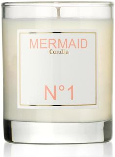 Luxurious Candle of orange blossom flower and ocean breeze. This candle is beautifully packaged in white, pink and gold and is chemical free made of vegetable soy wax with a cotton wick and a 60 hour burn time. Mermaid Home Decor, Mermaid Room, Luxury Candles, Splish Splash, Blossom Flower, Your Heart, Scented Candles, Home Gifts, Pink And Gold