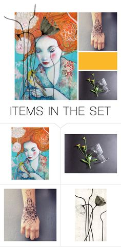 """""""what's your song"""" by vegetarian-wolf ❤ liked on Polyvore featuring art"""