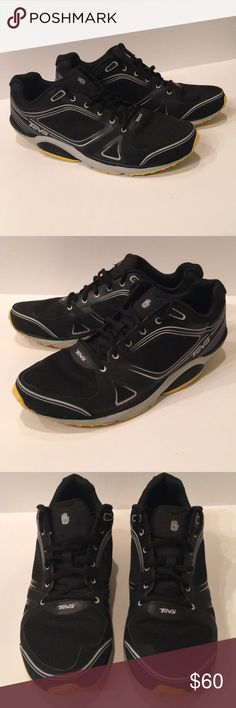 TEVA | Tevasphere Speed and Trail Running Shoe Like new condition! High quality men's running shoe. The reviews on these speak for themselves! My husband just has too many shoes! 🙄 Teva Shoes Athletic Shoes