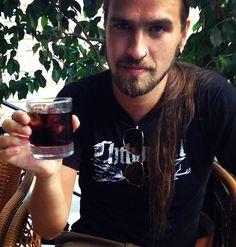 Mathias Lillmans from Finntroll. Mmm