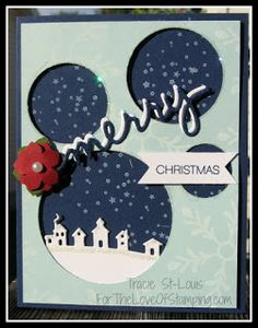 ~For The Love of Stamping~: SNEAK PEAK! Holiday Catalog 2015 - New Thinlits & Edgelits