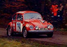 1974 - Lombard RAC Rally - Lucas/Abbott - VW 1302S