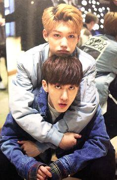 Felix and Changbin