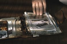 John Winchester's Journal - Supernatural by The School of Jeffrey Dean Morgan, via Flickr