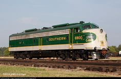 RailPictures.Net Photo: SOU 6900 Southern Railway EMD E8(A) at Spencer, North Carolina by Matt Guerrant-mbgphoto79