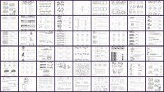 242 Fichas de matemáticas para primer grado