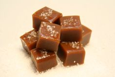 I have arrived!  My caramels were PINNED!!!  Please share! These are supper addictive. Yummmmm