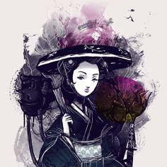 Gueixa Samurai