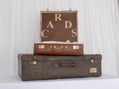 Suitcase Wishing Well