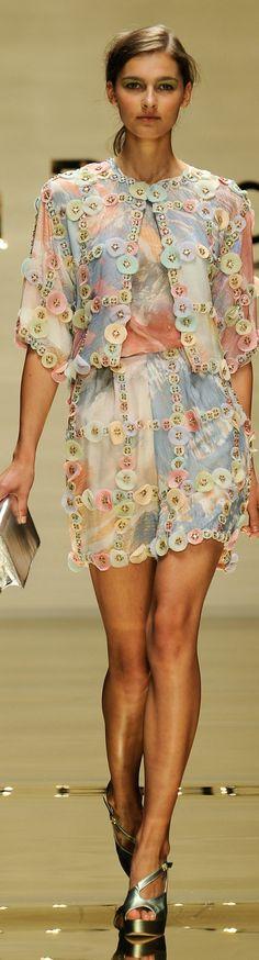 Laura Biagiotti Spring Summer 2012 Ready-To-Wear