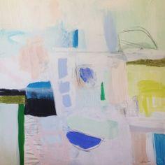 Catherine Booker Jones, 'Bamboo Shoots', 30x30 - Anne Irwin Fine Art