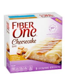 It's dreamy. It's decadent. It's totally worth it. The new Fiber One Cheesecake Bars are the perfect, sweet  treat with the added benefit of fiber. Indulge in the irresistible layers of graham cracker-y goodness and creamy cheesecake topped with the flavor of strawberry or caramel. Go on. Have one. [Promotional Pin]